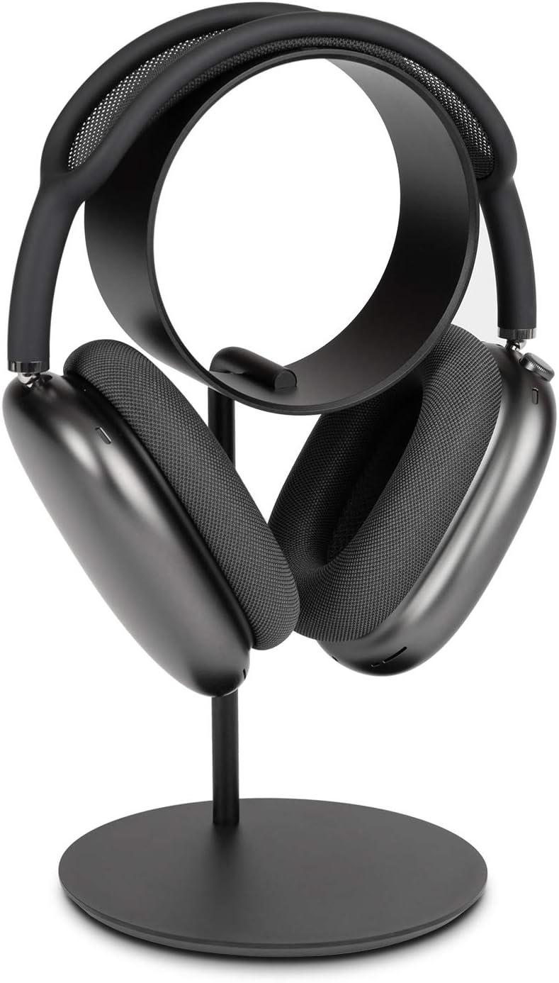 Soporte para Auriculares UPPERCASE (Negro)