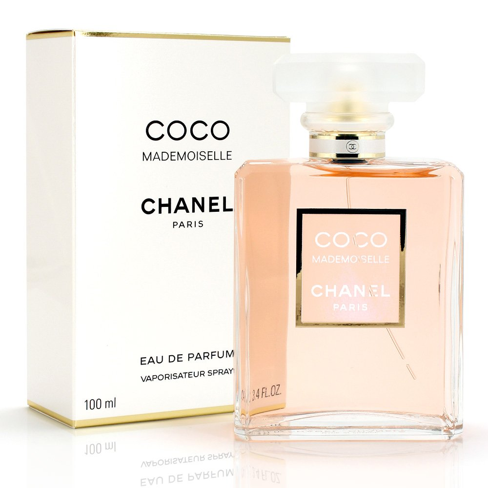 COCO Mademoiselle by_Chanel Eau De Parfum Spray 3.4 FL OZ by Chanel