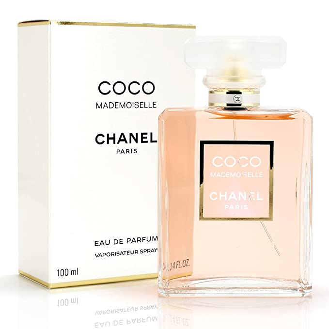 0cf4d8282 Chanel Coco Mademoiselle Perfume - EDP 100ml: Amazon.co.uk: Beauty