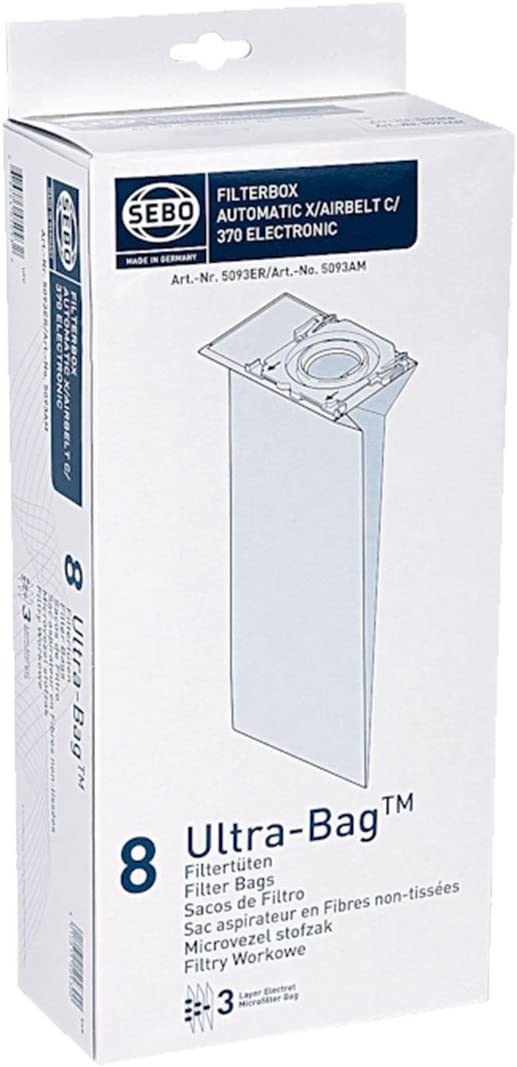 10 x C-20E sacs aspirateur pour panasonic MC-E83 MC-E84 MC-E85 hoover uk