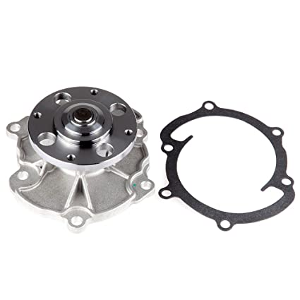 Scitoo Water Pump With Gasket For Cadillac CTS Chevy Equinox Buick Pontiac G8 Torrent 2004-