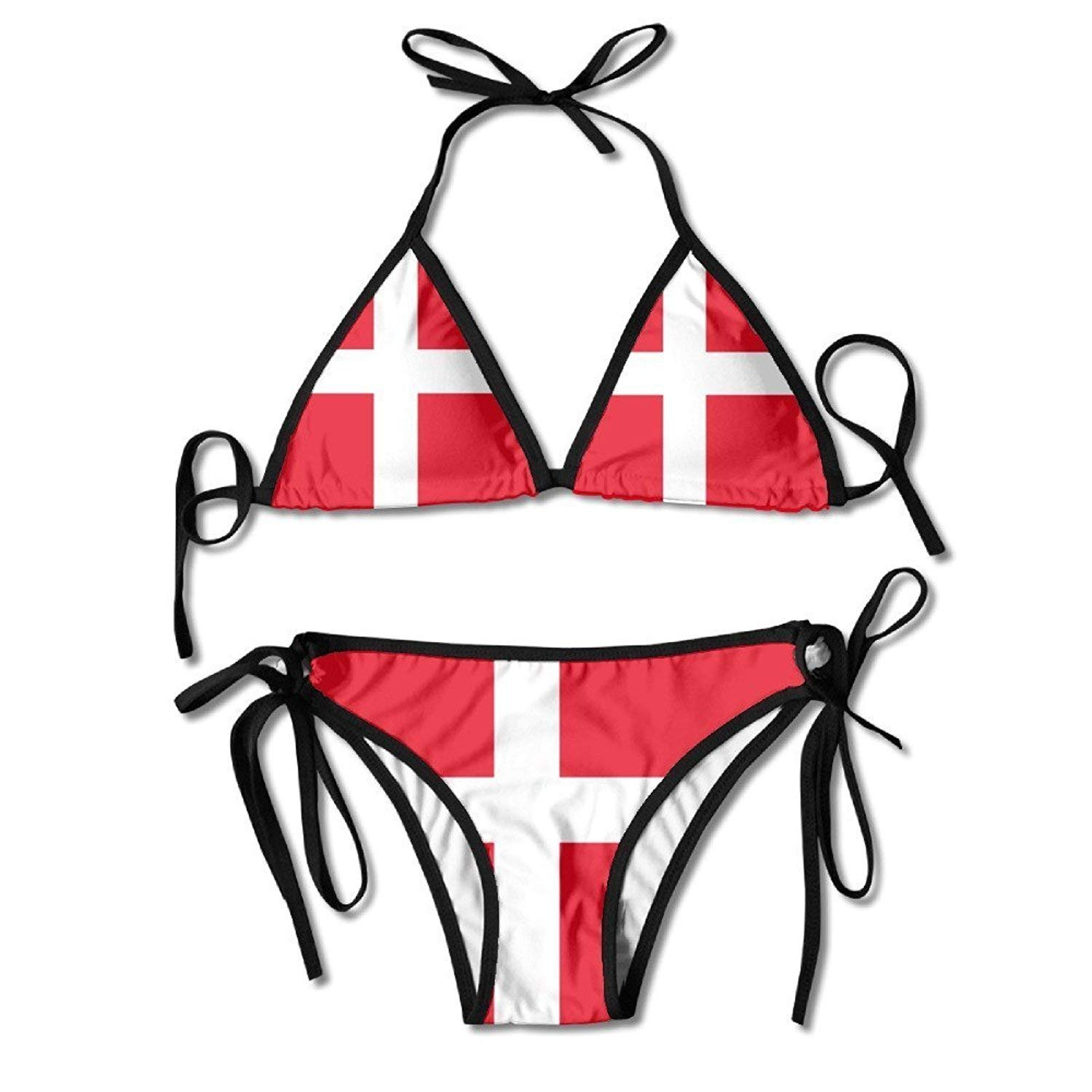 Argentina Flag Sexy Harness Boxing Bikini Womenâ€s Top and Sexy G ...