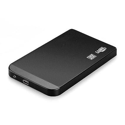 Usb 3,0 trisunuk Sata unidad de disco duro de 6,35 cm caja externa ...