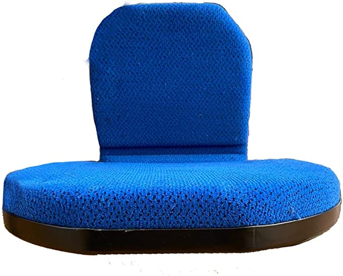 Klappbarer Beifahrersitz Passend Für New Holland Traktoren Und Schlepper Stoff Schwarz Blau Baumarkt