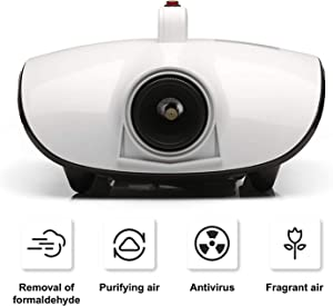 Authentic Smoke Fog Spray Disinfectant Machine - Air Purifier & Surface Sanitizer best for Home, Car, Office & retail. Eliminates Bacteria & Viruses for Indoor-Outdoor Portable house fresheners