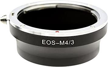 Gadget Place Camera-On-Camera adapter for Olympus PEN E-PL7 E-PL6 E-P5 OM-D E-M10 E-M1