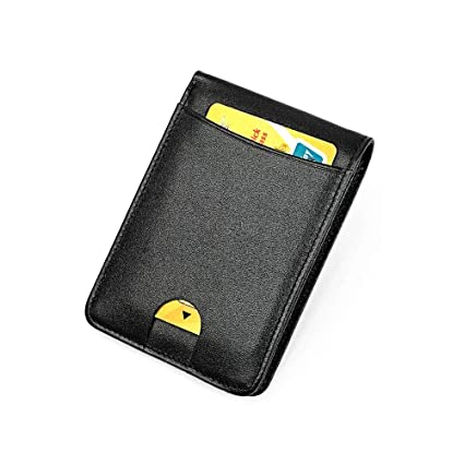 diseño de calidad f6d0e 5e08f Yamyannie Crédito Tarjetas Billetera RFID Que bloquea Las ...