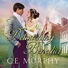 Bewitching Benedict: Lovelorn Lads Audiobook by C.E. Murphy Narrated by Morag Sims