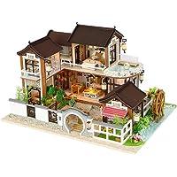 SmallPocket Casa de Muñecas de Madera Kits