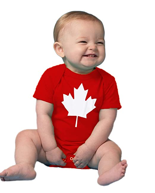 Review Baby Maple Leaf Jumpsuit