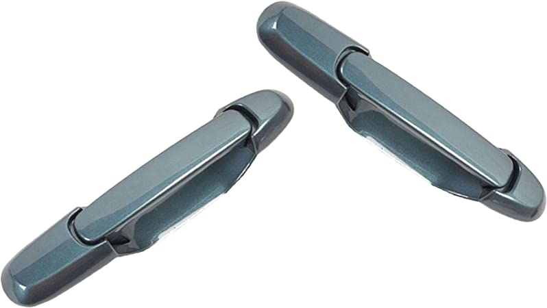 For 98-03 Sienna Rear Sliding Outside Exterior Door Handle Left Right SET PAIR