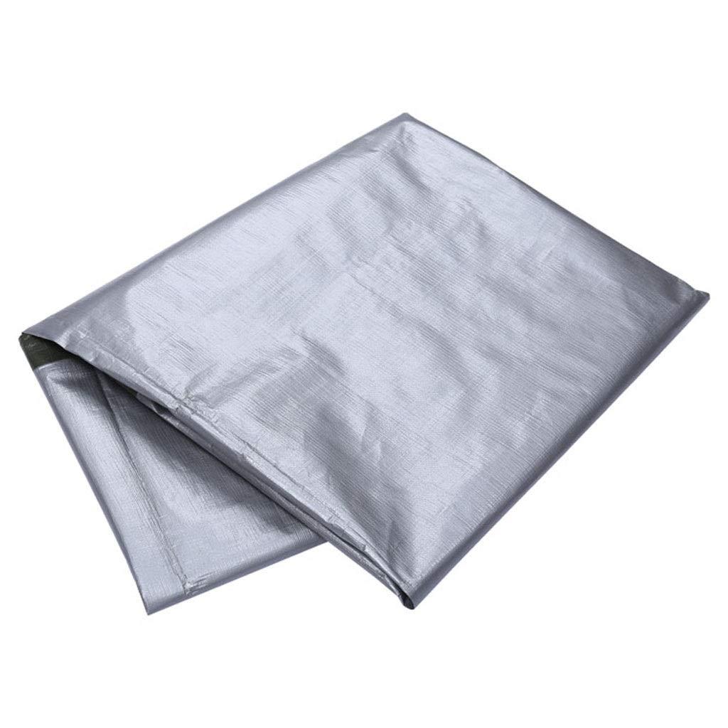 ZQZP Telo di Copertura Telo di Copertura Telo di Copertura Telo di Protezione Telo di Protezione per Esterni Tessuto Impermeabile di Plastica Impermeabile 180 G   M2 (Dimensioni   5  10m)