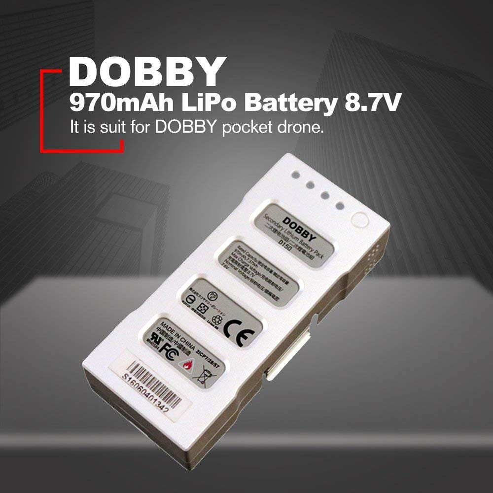 YUNIQUE Espagne ® 1 Piezas Batería Inteligente ZEROTECH 970mAh ...