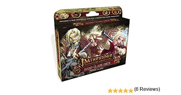 Pathfinder Adventure Card Game: Bard Class Deck: Amazon.es: Selinker, Mike, Games, Lone Shark: Libros en idiomas extranjeros