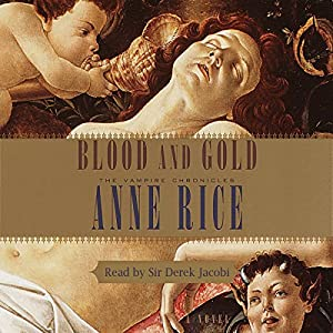 Blood and Gold Audiobook