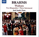Classical Music : Brahms: Waltzes; Variations and Fugue on a Theme of Handel