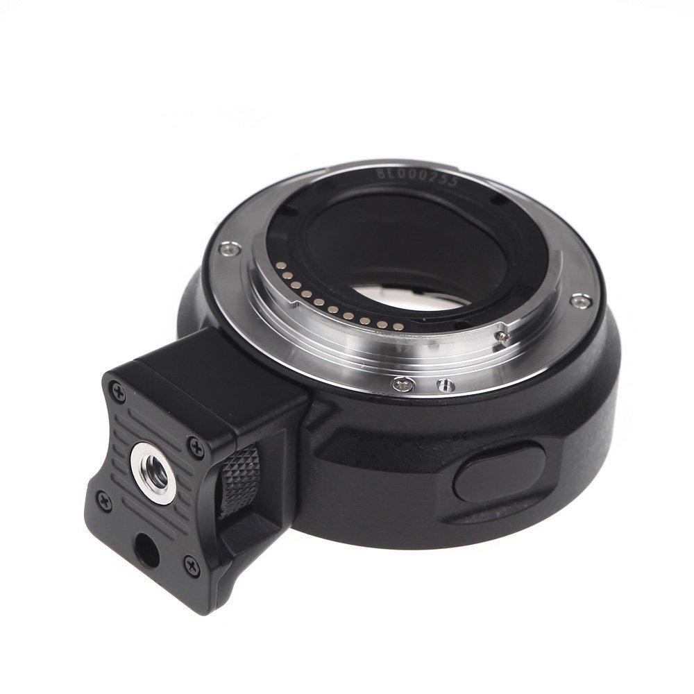 YONGNUO Auto-focus Smart Mount Adapter EF-NEX for Canon EF to Sony NEX E Mount Camera