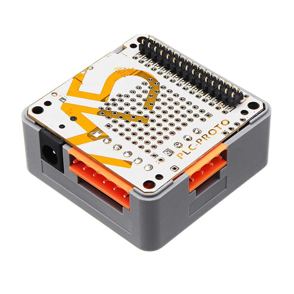 Wingoneer M5stack Esp32 Kit Plc Prototype Modulo De Placa Industrial Rs485 Acs712-5b Controlador Logico Programable Rele