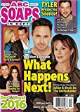Best & Worst of 2016 l William deVry & Nancy Lee Grahn (General Hospital) - December 5, 2016 ABC Soaps In Depth