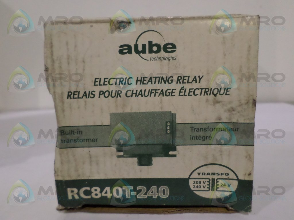 Amazoncom Aube RCT OnOff Switching Electric Heating - English electric relay application guide