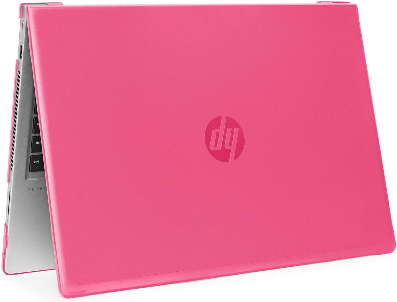 "mCover Hard Shell Case for 2019 15.6"" HP ProBook 450/455 G6 Series (NOT Compatible with Older HP ProBook 450/455 G1 / G2 / G3 / G4 / G5 Series) Notebook PC (PB450-G6 Pink)"