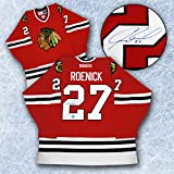 Jeremy Roenick Chicago Blackhawks Autographed Retro CCM Hockey Jersey