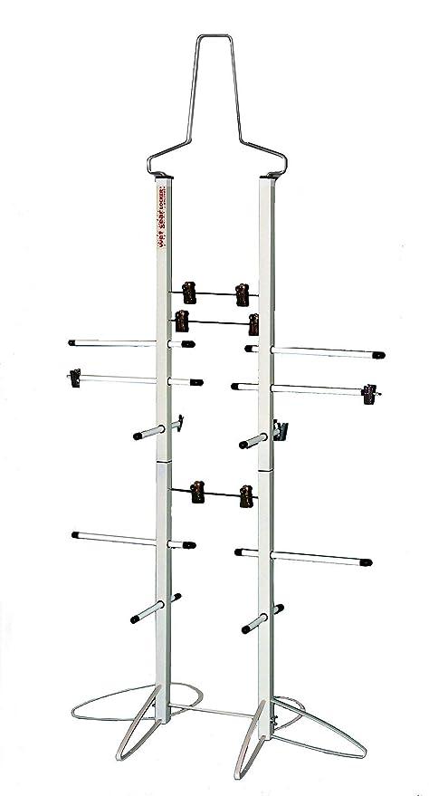 e2b8e0a46 Amazon.com   Wet Gear-Hockey Equipment Dryer Rack  Metal Locker ...