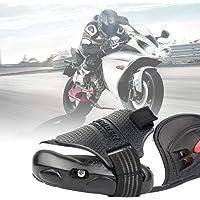 fancyU Accesorios Antideslizantes Shift Pad Antideslizantes para Motocicletas