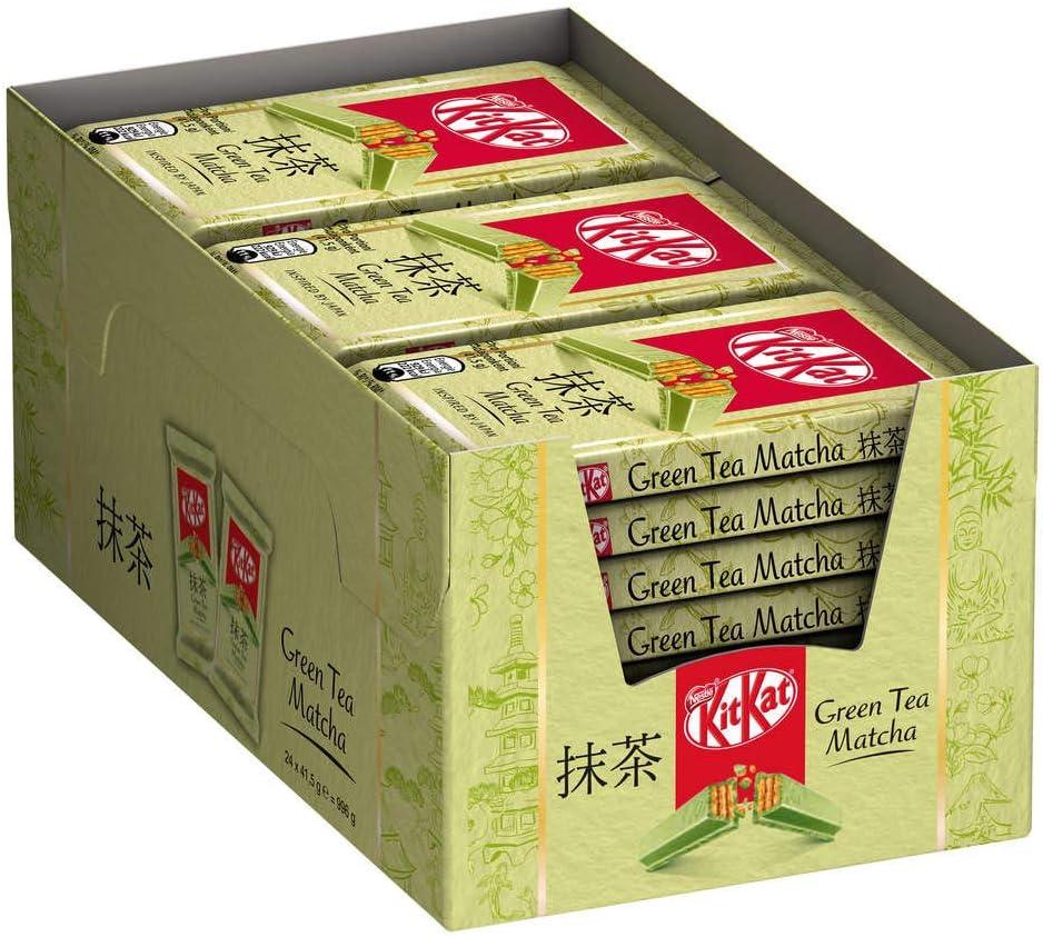 Kit Kat Green Tea, 24 x 41.5 g