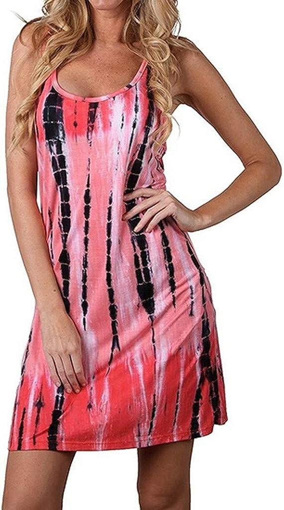 TWGONE Sleeveless Dresses...