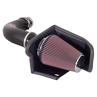 K&N Cold Air Intake Kit: High Performance, Guaranteed to Increase Horsepower: 50-State Legal: 1997-2004 Ford (F150, F150 Heritage, F150 Harley Davidson, Expedition)57-2541: Automotive