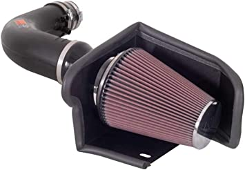 RAM AIR INTAKE KIT DRY FILTER FOR 97-03 Ford F150 /& Expedition 4.6L 5.4L V8