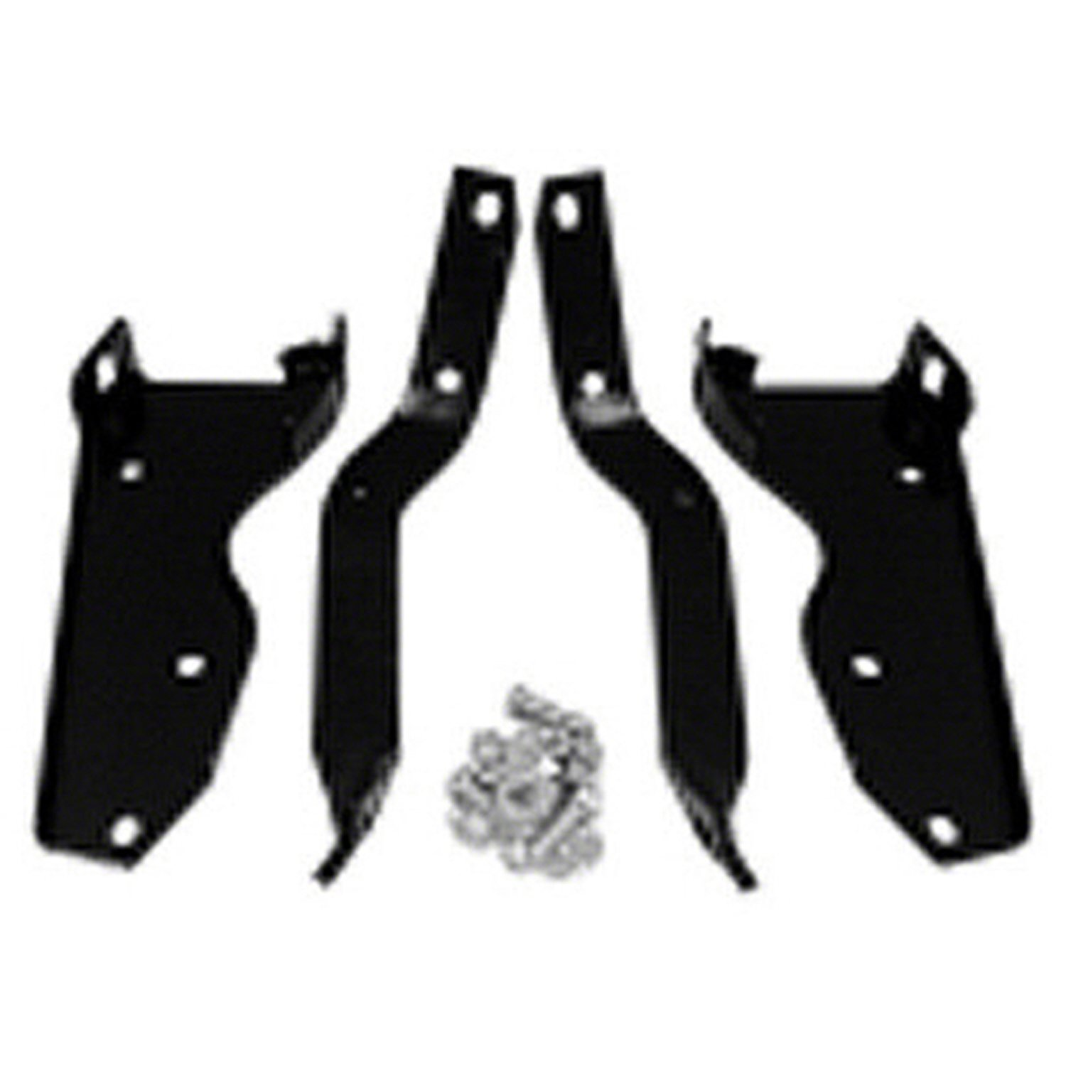 Goodmark Bumper Mounting Bracket for 64-72 Ford F-100, F-250, F-350