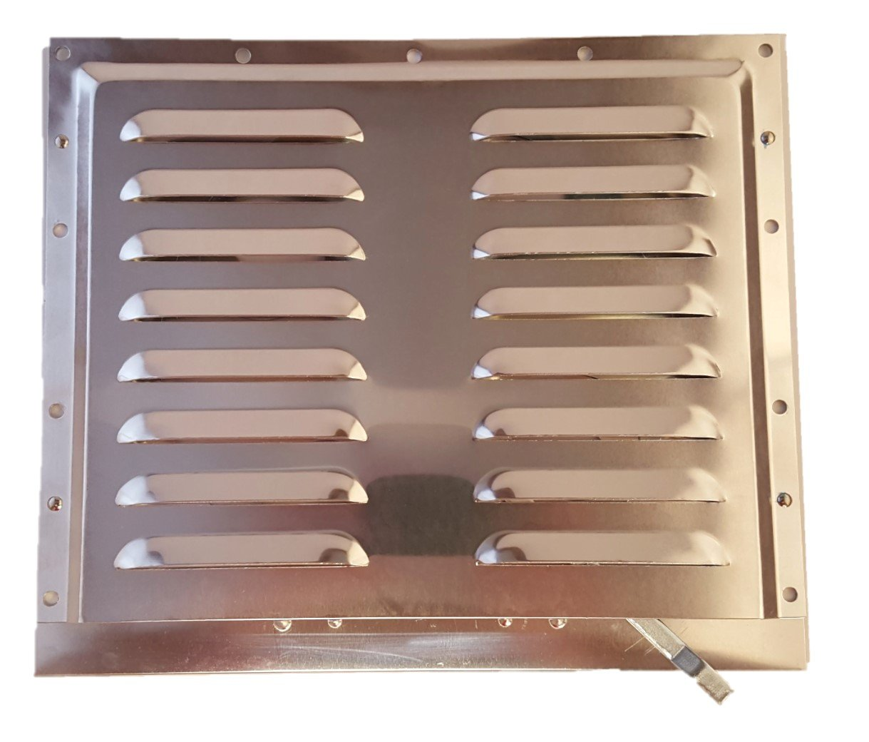 Fleet Engineers 024-03000 - Exterior aluminum adjustable louvered vent