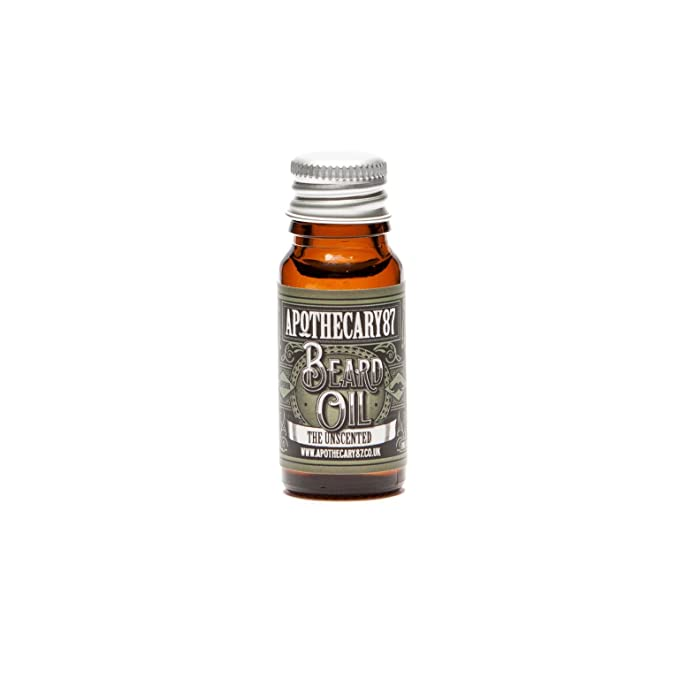 1 opinioni per Apothecary 87Unscented Beard oil x