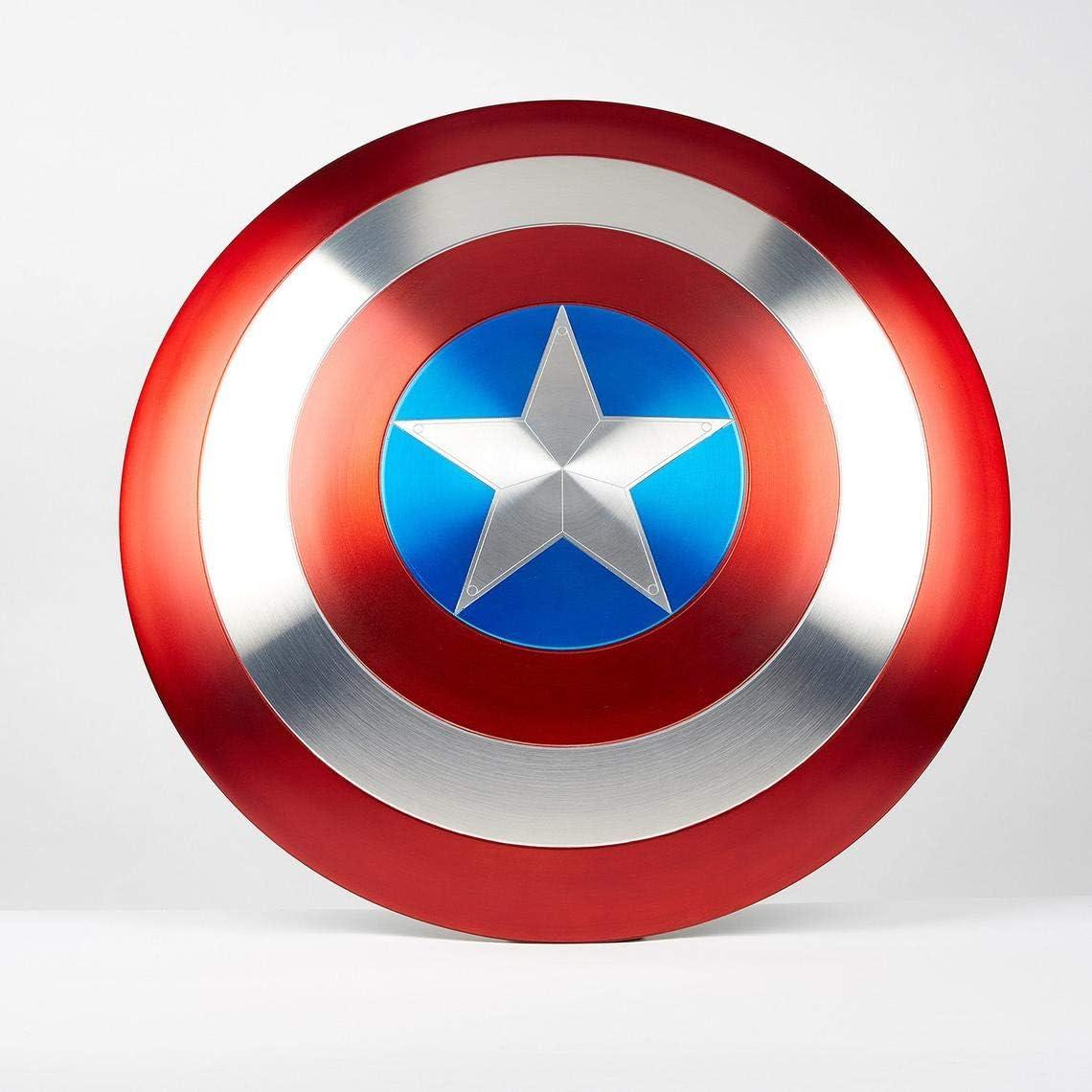 A S ENTERPRISES Captain America Shield   Metal Prop   Screen ...