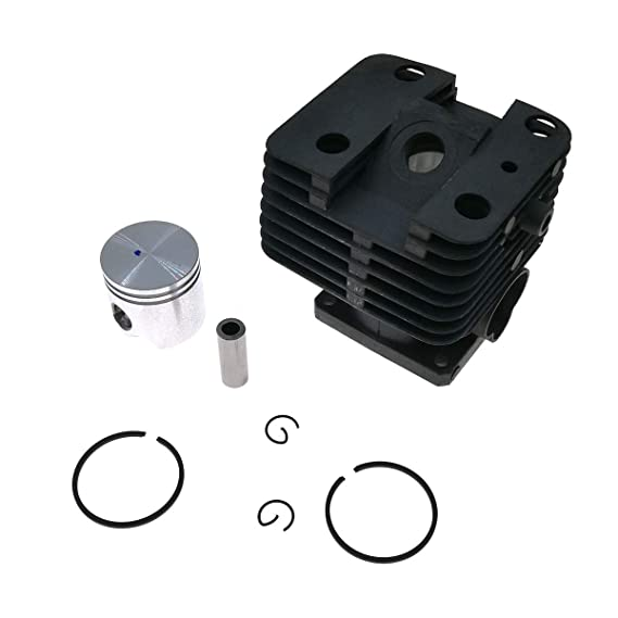 Cancanle 35mm Kit de pistón para Stihl FS120 BT120 BT121 ...