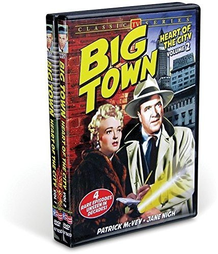 Big Town: The TV Collection (2-DVD)