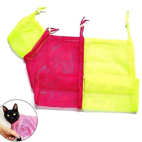 W.H.Y Lavado de Bolsas para Gatos, Mascotas pequeñas, Bolsas ...