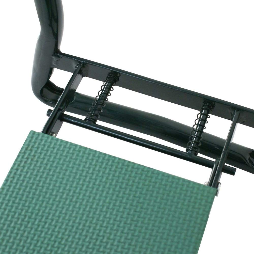 Good Concept Garden Kneeler Seat Bench Stool Foldable Soft Cushion w Tool Pouch by Good Concept (Image #7)