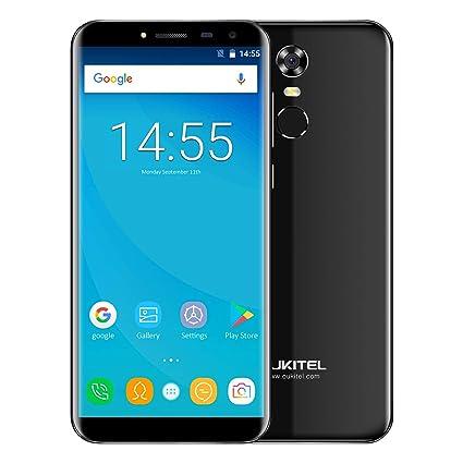 Amazon.com: OUKITEL C8 4G Desbloqueado Smartphone 5.5