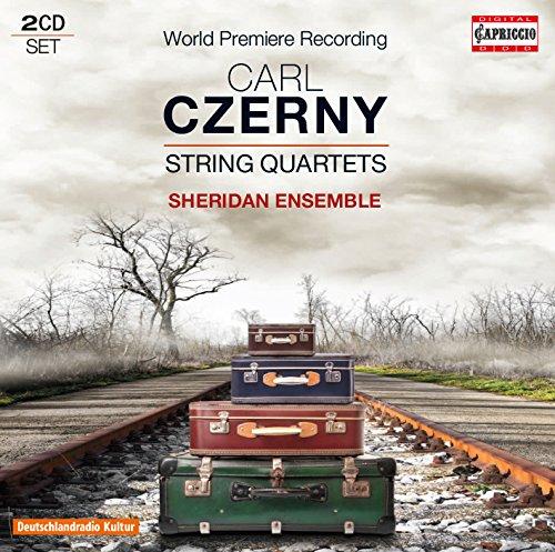 Carl Czerny: String Quarlets - Sheridan Ensemble