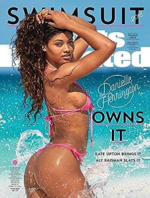 Sports Illustrated Magazine Swimsuit Issue 2018 Danielle Herrington Cover