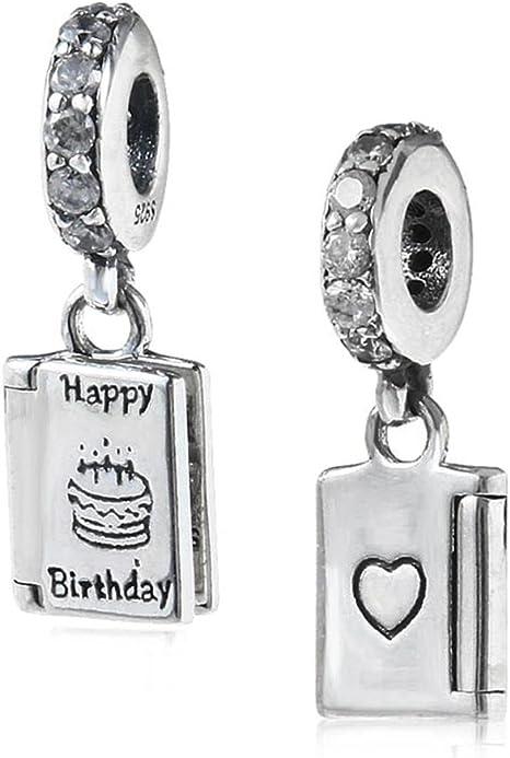 charm pandora happy birthday