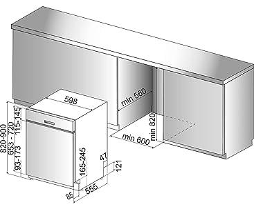 bauknecht ibbo 3c34 x geschirrsp ler teilintegrierbar a 60 cm 237 kwh jahr 14 mgd extra. Black Bedroom Furniture Sets. Home Design Ideas