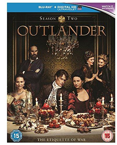 outlander series 2 - 6