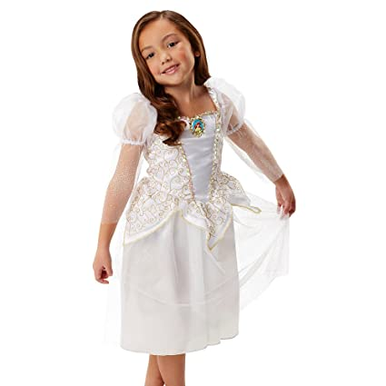 Amazon.com: Disney Princess Ariel Wedding Dress: Toys & Games