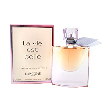 acbb16ac4 Image Unavailable. Image not available for. Color: La Vie Est Belle by  Lancome for Women 1.7 oz L'Eau de Parfum Intense