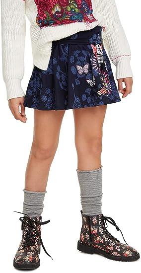 Desigual Skirt Phoenix Falda para Niñas: Amazon.es: Ropa y accesorios