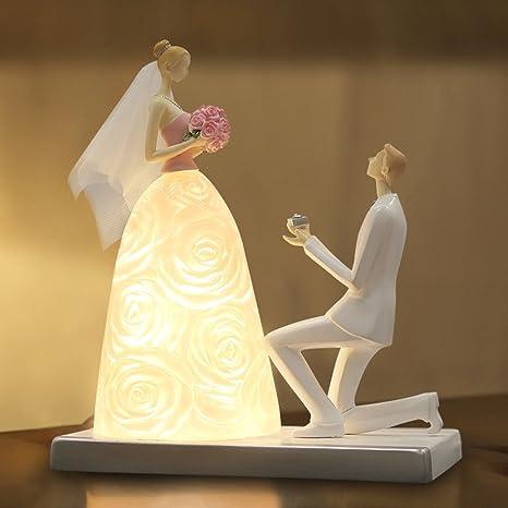 románicos lámparas de mesa y lámpara, decoración lámpara de ...